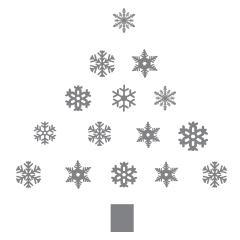 ApplePie Design Product Image Christmas Tree 02